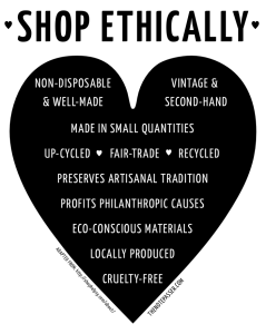 SHOP+ETHICALLY