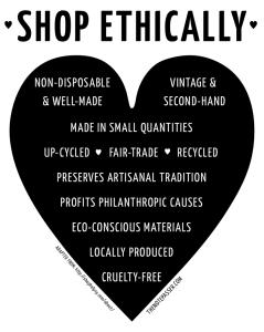 SHOP+ETHICALLY